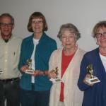 Mark Gromko, Jan Kleinschmidt, Doris Hertsgaard, Wyn Seeley