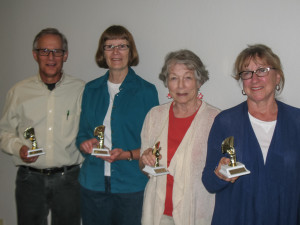 Mark Gromko, Jan Kleinschmidt, Doris Hertsgaard, Wyn Seeley