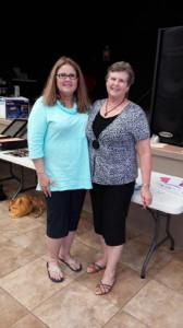 Janee Oleson (with MaryAnn Boardman)