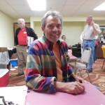 Mark Patton, new Diamond Life Master