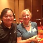 Yu-Diann Lu & Wyn Seeley